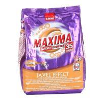 Сано Максима Прах за Пране Концентрат Ефект Жавел 35 пранета 1.250 кг.