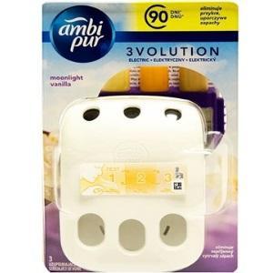 Амбипур 3 Волюшън Електрически Комплект Ванила 3 по 30 мл