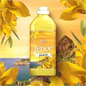 Ленор Омекотител Нов Панареа Жълт 42 Дози 1.05 л